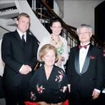Brian DeMaris, Carol Harrison, Leah Partridge, Hiroshi Yamaguchi