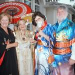 Carol Harrison, Janet Wolff, Isabel & Roger Sturgeon