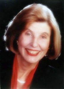 Ann Rentoumis, 2009 honoree of The Opera Society's Diva-Impresario Awards