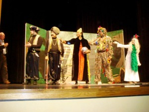 In School Opera 2009 Papageno1