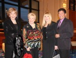 Liz Hopwood, JoAnne Lewis, Mary & Richard Kazares